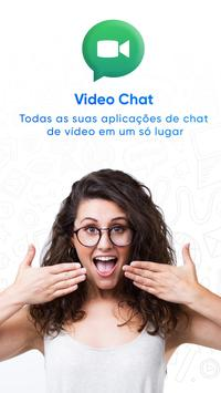 O aplicativo do Messenger em vídeo Cartaz