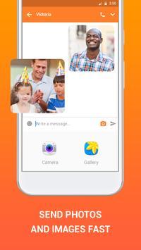 Messenger captura de pantalla 5