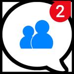 Messenger Pro Lite for Messages,Text & Video Chat APK