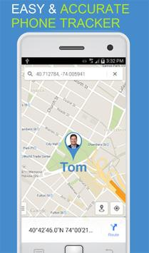 Phone Tracker By Number poster