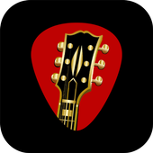 Pocket Electric Guitar Tuner icon