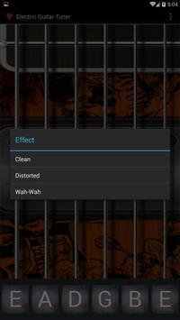 Pocket Electric Guitar Tuner screenshot 12