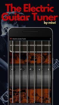 Pocket Electric Guitar Tuner screenshot 1