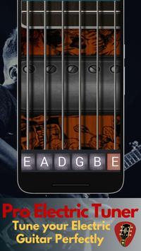 Pocket Electric Guitar Tuner screenshot 7