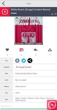 Mixupload - Free Music. screenshot 3