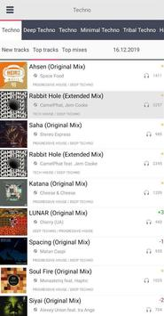 Mixupload - Free Music. screenshot 2