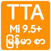 TTA MI Myanmar Font 9 5 to 10 for Android - APK Download
