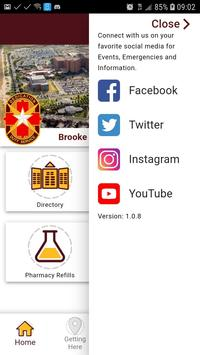 Brooke Army Medical Center screenshot 1