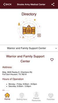 Brooke Army Medical Center screenshot 2