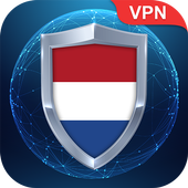 Netherland VPN Free - Easy Secure Fast VPN icon