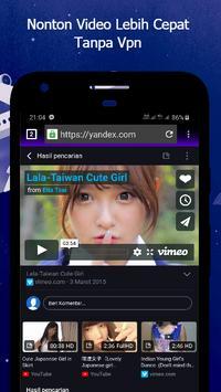 MiMontok Plus : Proxy Browser Without VPN screenshot 1