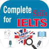 Complete skills for IELTS: Full skills with audios 图标