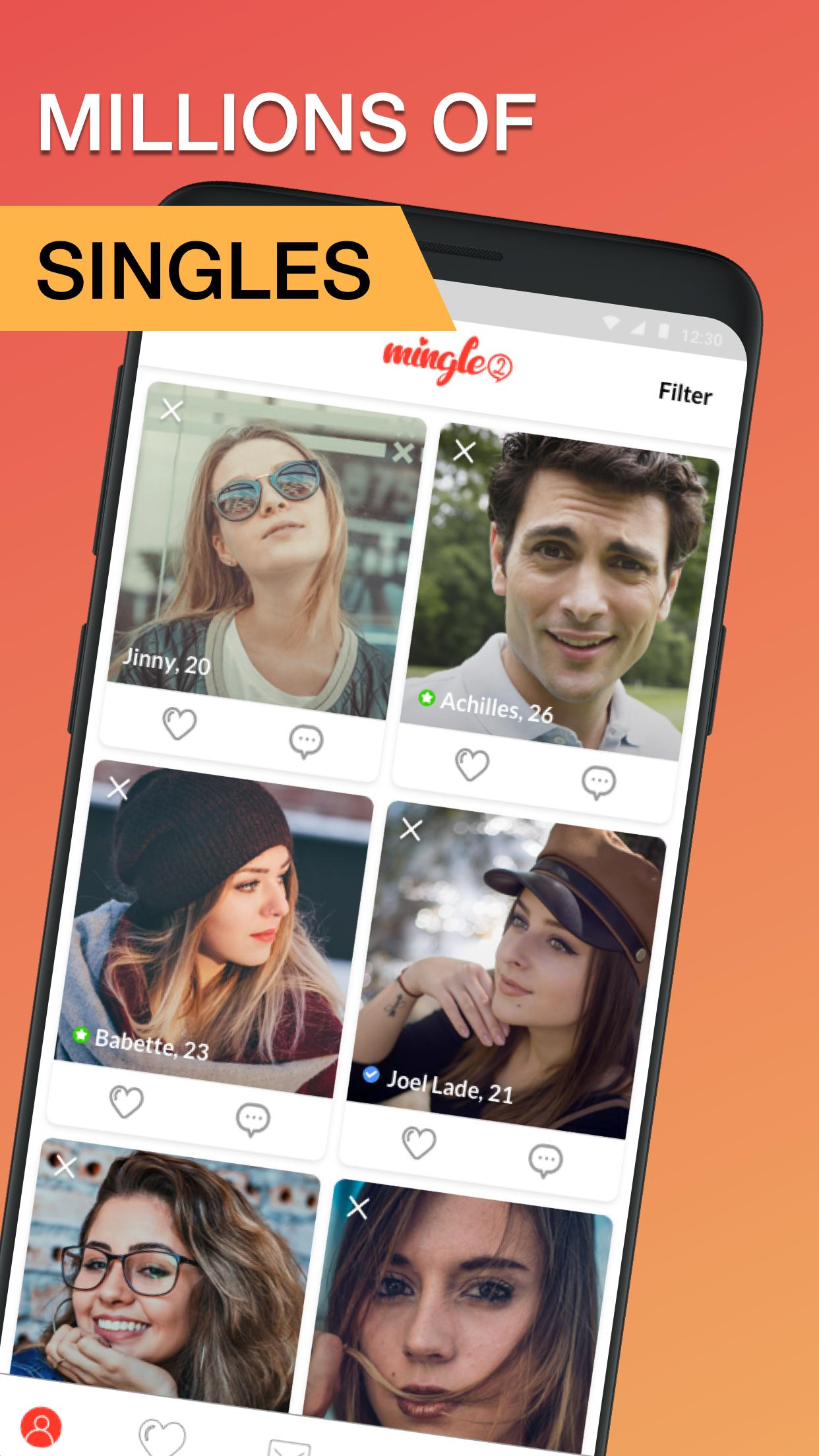 Mingle2 dating