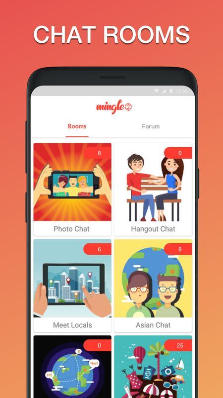 mingle2 com app