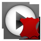 mMusic Skin Auto Red icon