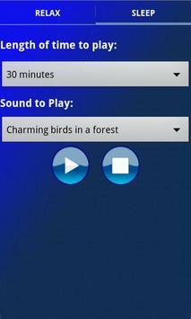 Stress Reduction Audio screenshot 2