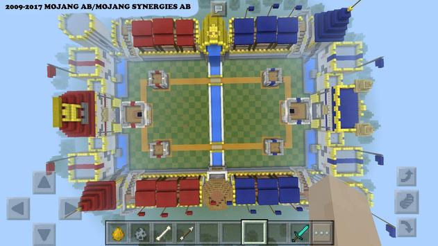 Map Craft Royale for MCPE ★ screenshot 4
