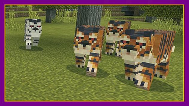 New creatures mod for minecraft screenshot 11