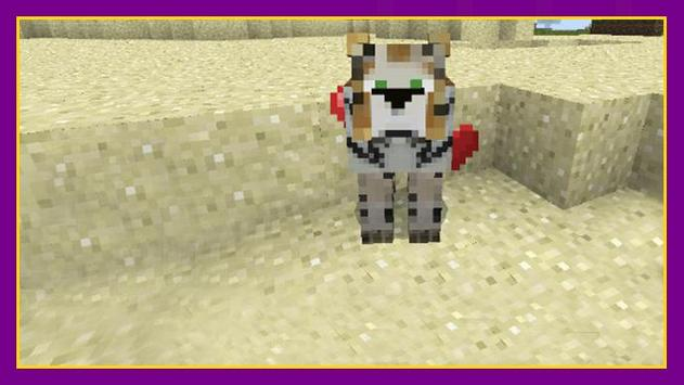 New creatures mod for minecraft screenshot 13