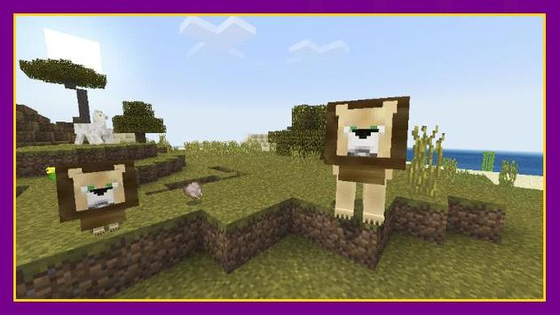 New creatures mod for minecraft screenshot 2