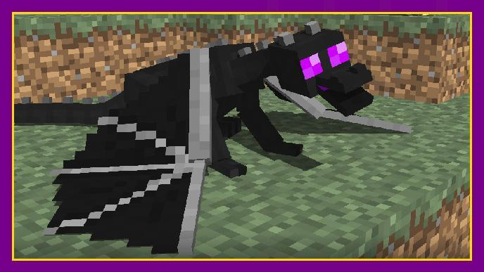 Ender dragon mod for Minecraft pe for Android APK Download