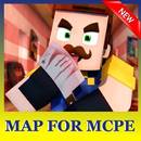 Maps Hello Neighbor for MCPE ★ APK
