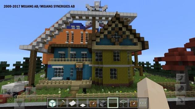 Maps Hello Neighbor for MCPE ★ screenshot 1