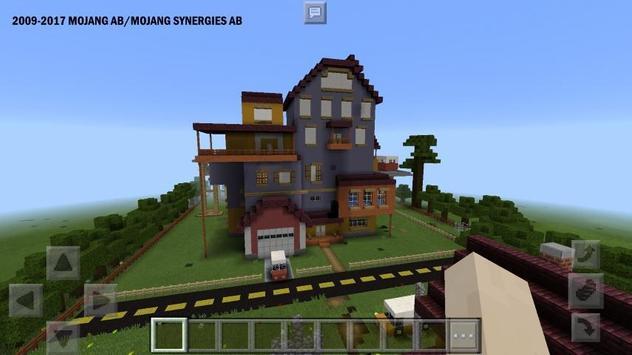 Maps Hello Neighbor for MCPE ★ screenshot 2