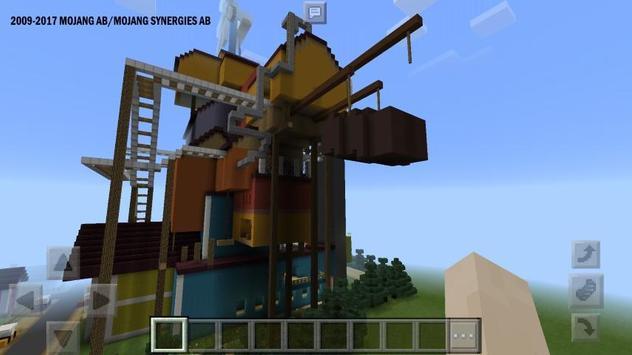 Maps Hello Neighbor for MCPE ★ screenshot 4