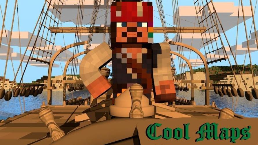 скачат майнкрафт пиратки ехе