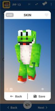 Best Skins Minecraft imagem de tela 2