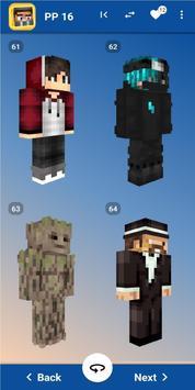 Best Skins Minecraft imagem de tela 9