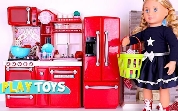 New~Cooking~Toys~Videos screenshot 1