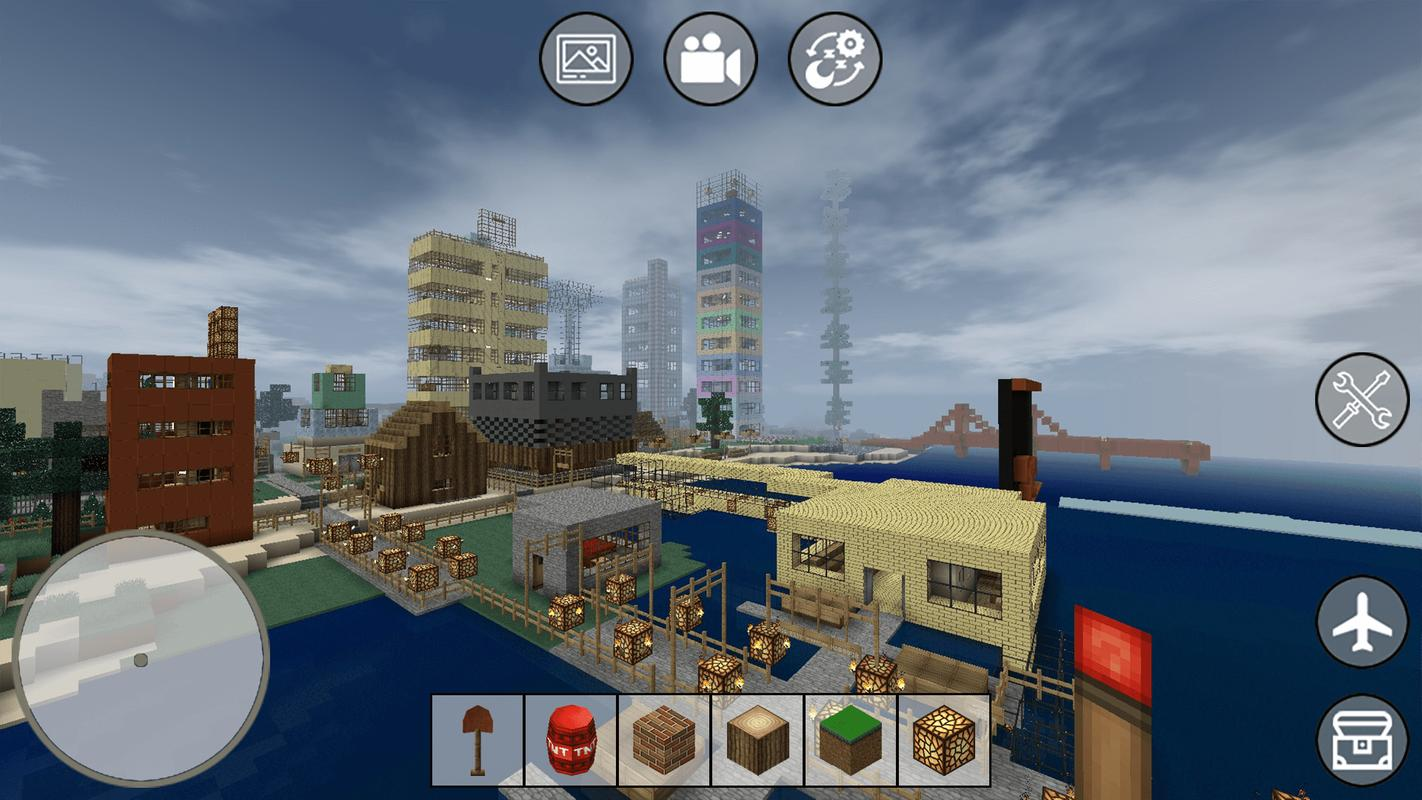 Mini Block Craft For Android Apk Download