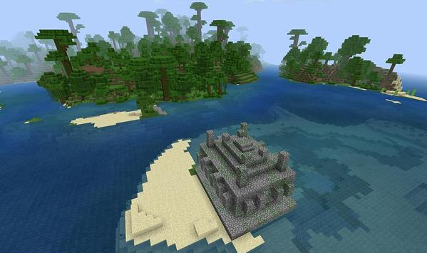 Mini Block Craft screenshot 6
