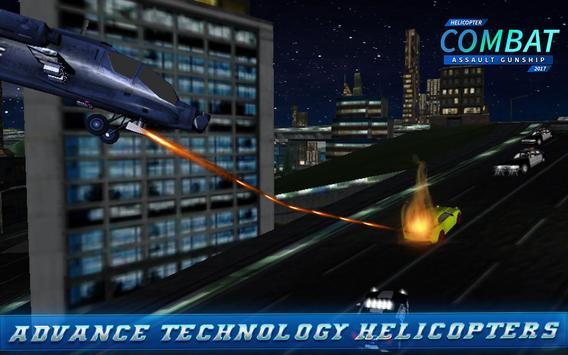 Helicopter Combat Assault Gun screenshot 5
