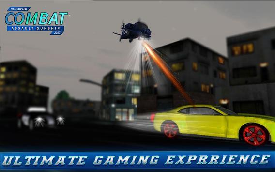 Helicopter Combat Assault Gun screenshot 9