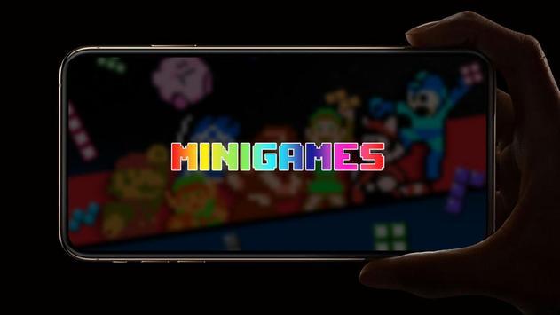 Minigame पोस्टर