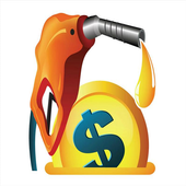 Low cost gasoline in Spain icon