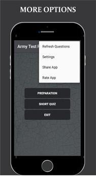 army test preparation 2019 | Army mcq's questions screenshot 3