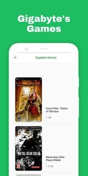 PSP Games Downloader screenshot 3