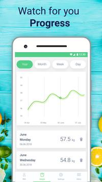 Weight Tracker screenshot 4