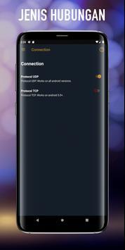 LUX VPN screenshot 4