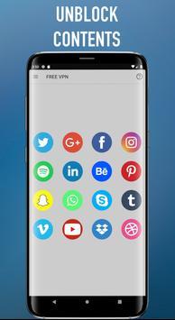Gratis VPN Onbeperkt snel veilig Android VPN screenshot 4