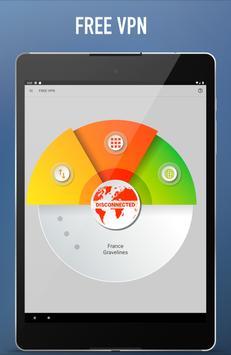 Gratis VPN Onbeperkt snel veilig Android VPN screenshot 14