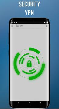 Gratis VPN Onbeperkt snel veilig Android VPN screenshot 3