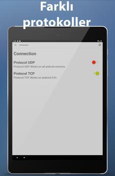 VPN Android rapide, illimité sécurisé et gratuit capture d'écran 19