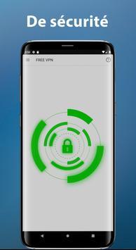 VPN Android rapide, illimité sécurisé et gratuit capture d'écran 3