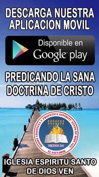 ESPÍRITU SANTO DE DIOS VEN poster
