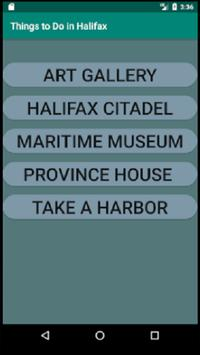Things to Do in Halifax poster